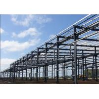 China Light Steel Poultry Farm Structure For Green Agriculture Industry on sale