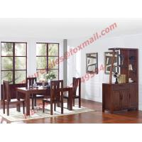 Best Rectangular Table made by Solid Wooden in Dining Room Set wholesale