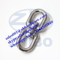 Best Made in China High quality Stainless steel double eye swivel eye and eye swivel wholesale