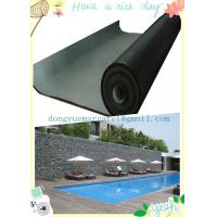 Cheap Bentonite clay mat-GCLwith geomembrane for swimming pool for sale