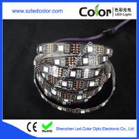 China individual control ws2801 full color led strip on sale