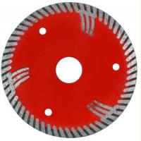 Best D105-230mm Sintered Diamond Stone Saw Blades With Protected Teeths Fast Cutting wholesale