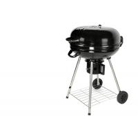 Best Factory Price Outdoor Apple round Charcoal Enamel Stew outdoor Bbq Cooking Grill wholesale