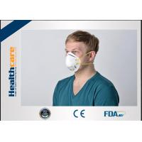 Buy cheap New pneumonia Face Mask Niosh Approved Respirator With Earloop for SARS from wholesalers