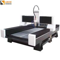 China Honzhan HZ-R1325 Stone Cnc Router for Engraving Stone Marble Granite Gravestone on sale