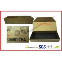 Cheap Metallic Printing Gift Packaging Boxes , Household Candle Aromatherapy Oils Gift for sale