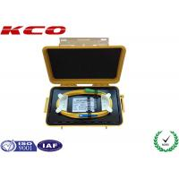 China Fiber Optical OTDR Launch Cable Box Distance 2km With SC Connector on sale