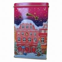 Best Candle can for Christmas, made of 0.21mm tinplate wholesale
