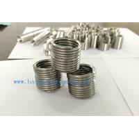 Best China Supplier Sale screw lock brass thread insert with low price by bashan wholesale
