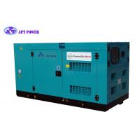 Silent Diesel Generator Equipped Nissan Engine And Low Oil Consumption for house use