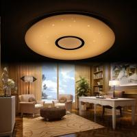Best Smart Stylish Remote Control Ceiling Light , Wireless Light Fixtures For Ceilings wholesale