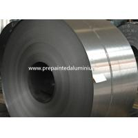 China Regular Spangle Zinc Coated Steel Oiled / Chromating Surface Available on sale