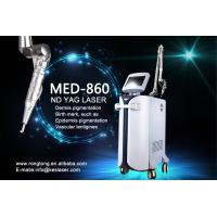 China 1064 Nm 532nm Q-Switched ND YAG Laser Machine For Tattoo Removal And Freckle Removal on sale