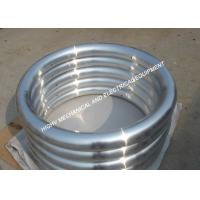 Best 500kV Shielding Electric Range Parts , 4.0mm Thickness High Voltage Insulator Ring wholesale