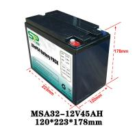 Best High Capacity 12 Volt Lithium Battery Pack Electric Tools Power Supply Customized wholesale