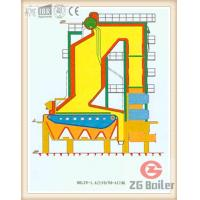 Buy cheap DHL corner tube chain grate boiler in Central Heating Apparatus from wholesalers