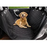 Best Comfortable Pet Hammock Car Seat Cover , Cat Dog Seat Covers For Cars wholesale
