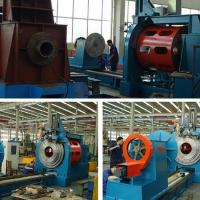 Best 80 - 300mm Diameter Weld Wire Mesh Machine For Oil Well Sand Control wholesale