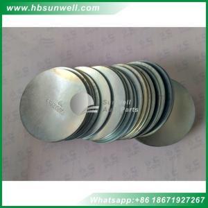 Best Genuine Cummins 6L diesel engine part Expansion Plug 3901969 Dongfeng truck part bowl-shaped plug wholesale