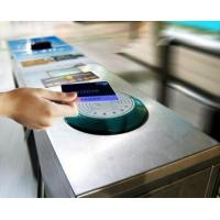 China Plastic Contact Smart IC Metro Cards Printing on sale