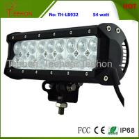 Best 54W 9 Inch Double-Row off-Road LED Light Bar for Arctic Cat, Can-Am, Honda ATV wholesale