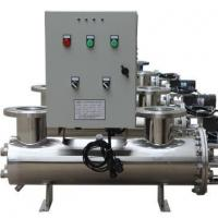 China UV sterilizer for water disinfection and 316L Stainless Steel Closed Vessel UV sterilizer for Aquaculture Fish Farm on sale