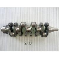 Best Forged Steel 2Kd Diesel Engine Crankshaft For Toyota Part Number 1340130020 13103202 wholesale