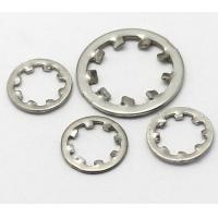 Best M4x12 Size Stainless Steel Internal Tooth Lock Washer Zinc Plate Surface DIN6797J wholesale