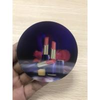 Best OK3D HOT SALE kids toy plastic 3d lenticular sticker printed by UV offset printer made in China wholesale