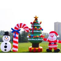 Cheap Customized Outdoor Christmas Decoration Inflatable Party Arch for sale