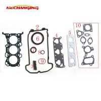 Best FOR SUZUKI ALTO 0.7 and WAGON R+ KEI 12V K6A  Engine Parts Full Set Engine Gasket 11402-78838 50272200 wholesale