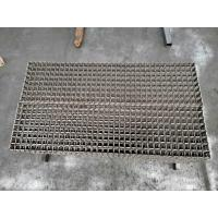 China Light Duty Painted Welded Steel Bar Grating Plate Good Corrosion Resistance on sale
