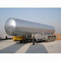 Best LPG Tanker with 11,400mm Overall Length and 6 to 8mm Middle Flange wholesale
