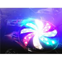 Best Windmill strobe flash Rainbow color Car/ Motorcycle DRL daytime running light wholesale