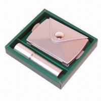 Best Cosmetic Case with Mirror and Atomizer wholesale