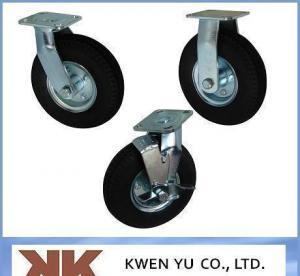 China Pneumatic Casters / Pneumatic Castors wheel on sale
