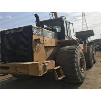China Original Condition Japan CAT 966F/966F2 Wheel Loader With CAT 3306 Engine/Original Condition For Sale on sale