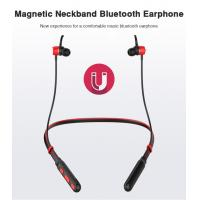 China Bluetooth Earphone Headphone Sport Wireless Headphones IPX5 Waterproof Wireless Earphones Headset with mic for Phone on sale