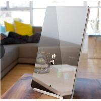 China HD Ultra Thin Mirror Lcd Digital Signage 21.5 Inch 450CD/M2 Brightness For Hotels on sale