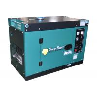 Buy cheap Electric Start Small Portable Generators 5kva 7kva Genset With UK Standard from wholesalers