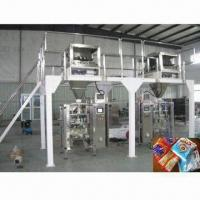Automatic Packaging Machine for Detergent Powder, Sugar, Made of Stainless Steel