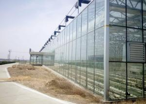 Best Insulated Aluminium Profile 10m Agricultural Greenhouse wholesale