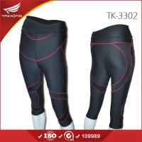 China Newest design women compression shorts compression wear on sale