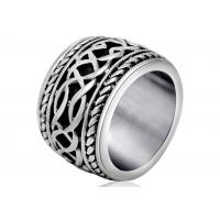 China Popular Ring Spikes Stainless Steel Ring No Harm To Human Body For Gift on sale
