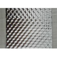 Best 1050A Temper O Stucco Embossed Aluminum Sheet Heat Insulation For Car Exhaust Pipe wholesale
