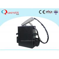 Best 20w 50w 100w Portable Laser Cleaning Machine For Rust Removal Paint / Dust / Oxide wholesale