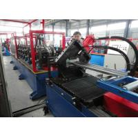 Best Automatic roller Door Frame Roll Forming Machine , sheet profile cold roll forming machine wholesale