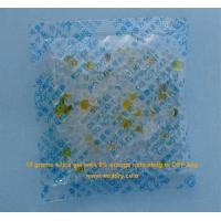 Cheap Silica Gel Desiccant with Orange Indicating, Cobalt Chloride/DMF Free for sale
