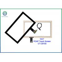 Buy cheap 18.5 Inch Projected Capacitive Touch Screen Android Windows Linux Vending from wholesalers