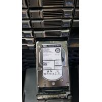 Best 600GB SAS DELL Hard Disk Drive , Hot Swappable 15000 RPM Hard Drive wholesale